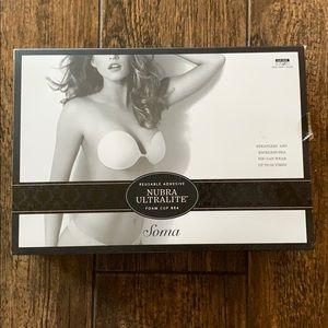 NEW Soma reusable adhesive bra